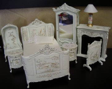 Dollhouse Miniature Doll House Furniture Dollshouse