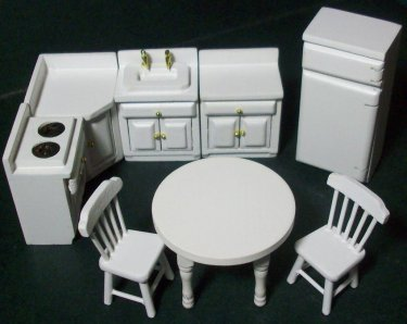 Doll House Half Scale 1 24
