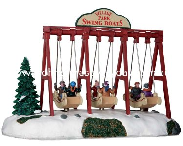 Lemax collection christmas everyday where every day is for Swingvillage